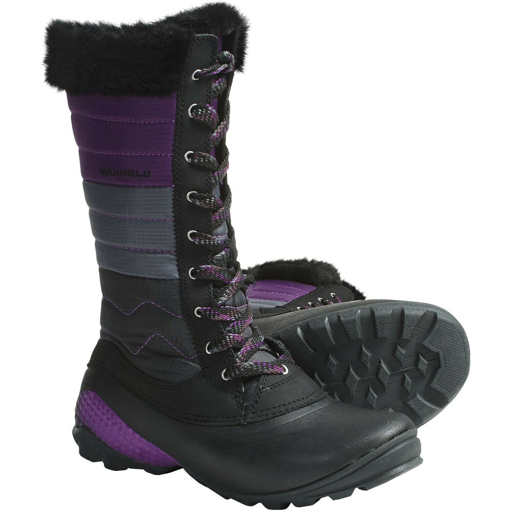 Model Merrell Crestbound GTX Backpacking Boot  Women39s  EBay