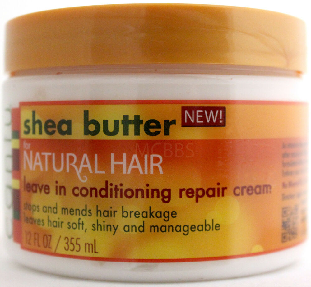 Cantu Shea Butter And Natural Hair