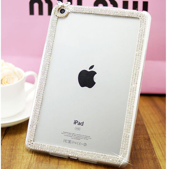 Luxury Fashion Super Bling Diamond Case Cover For Mini ...