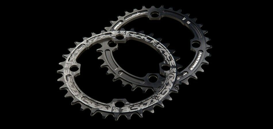 Race Face Single Nw Chainring 104 Bcd 34t Black Narrow
