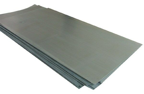 """NORM CHROM MOLY STEEL SHEET 4130 PLATE1//4/""""x18/""""x18/"""""""