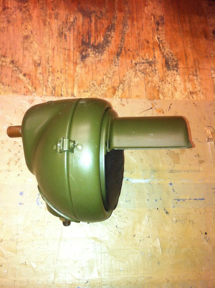 Jeep Willys M38 M38a1 M151 M715 Nos Complete Blackout