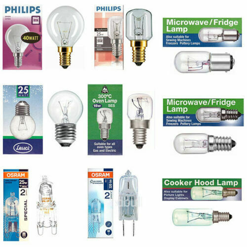 Branded Appliance Light Bulb Lamp For Oven Microwave