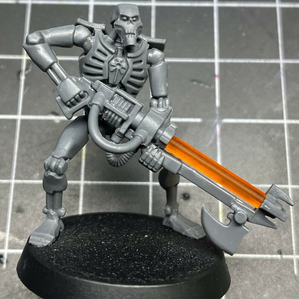 Best Way To Paint Necrons