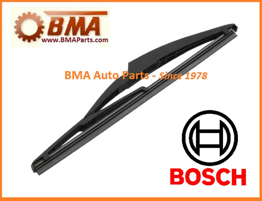new mini cooper s windshield wiper blade rear oem bosch. Black Bedroom Furniture Sets. Home Design Ideas