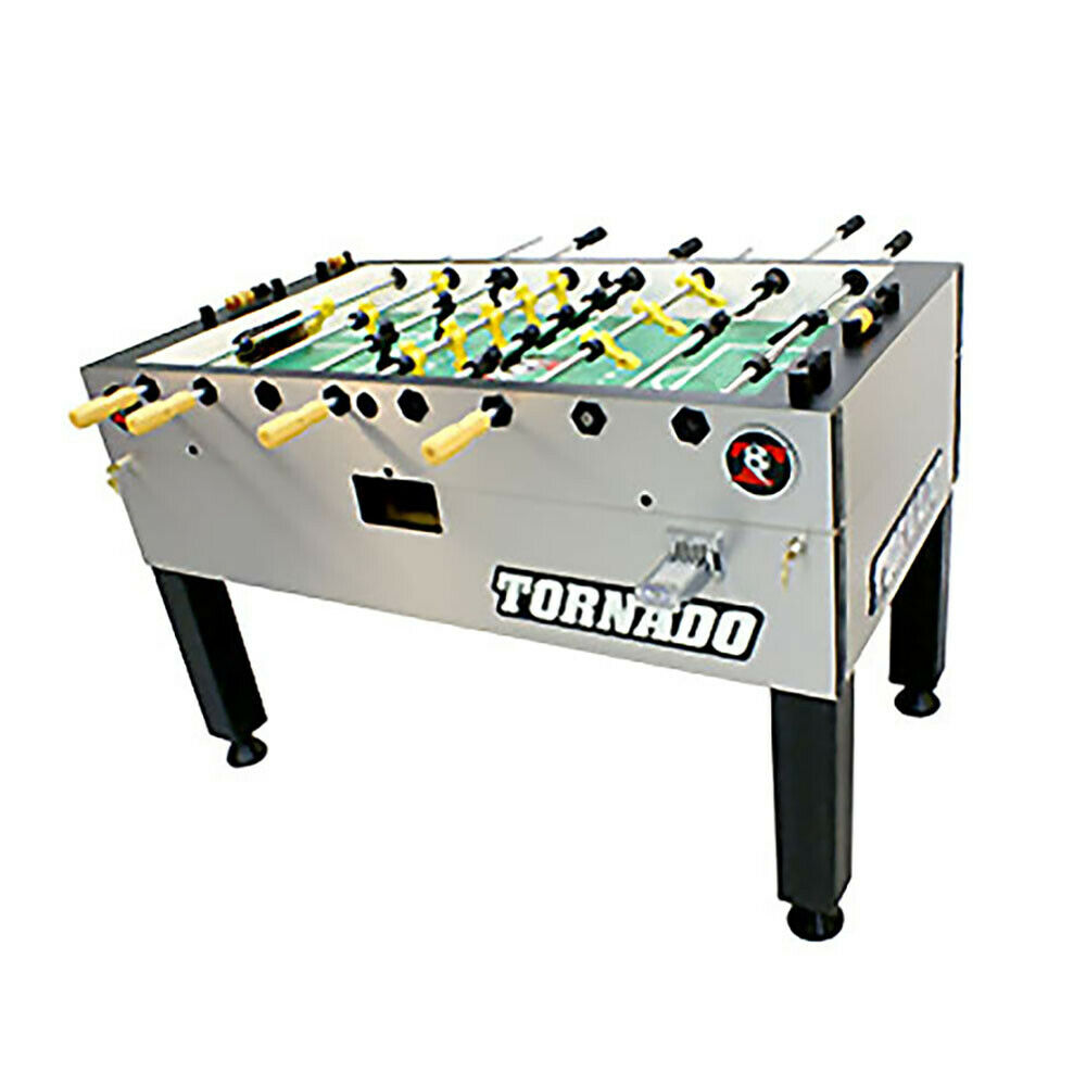 tornado singles Tornado t-3000 coin foosball table single goalie, shop online for the best tornado t-3000 coin foosball table single goalie at game room guys.