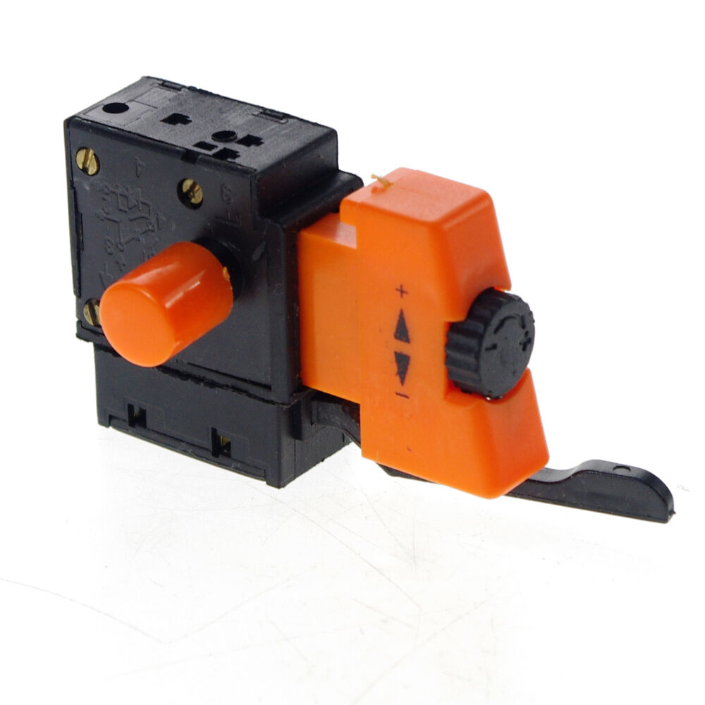 Electric Power Controller : V lock on power tool electric hand drill speed control