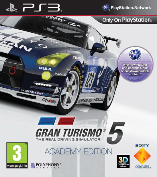 Gran Turismo 5 Prologue Торрент