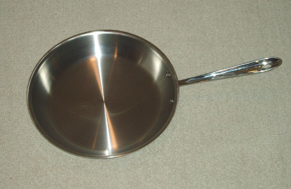 Mint All Clad Allclad Stainless Steel 12 5 Quot Gourmet Fry
