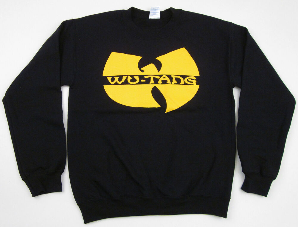 WU TANG CLAN SWEATSHIRT Rza Gza Ghostface Killah Method Man ODB Sweater Hip Hop | eBay