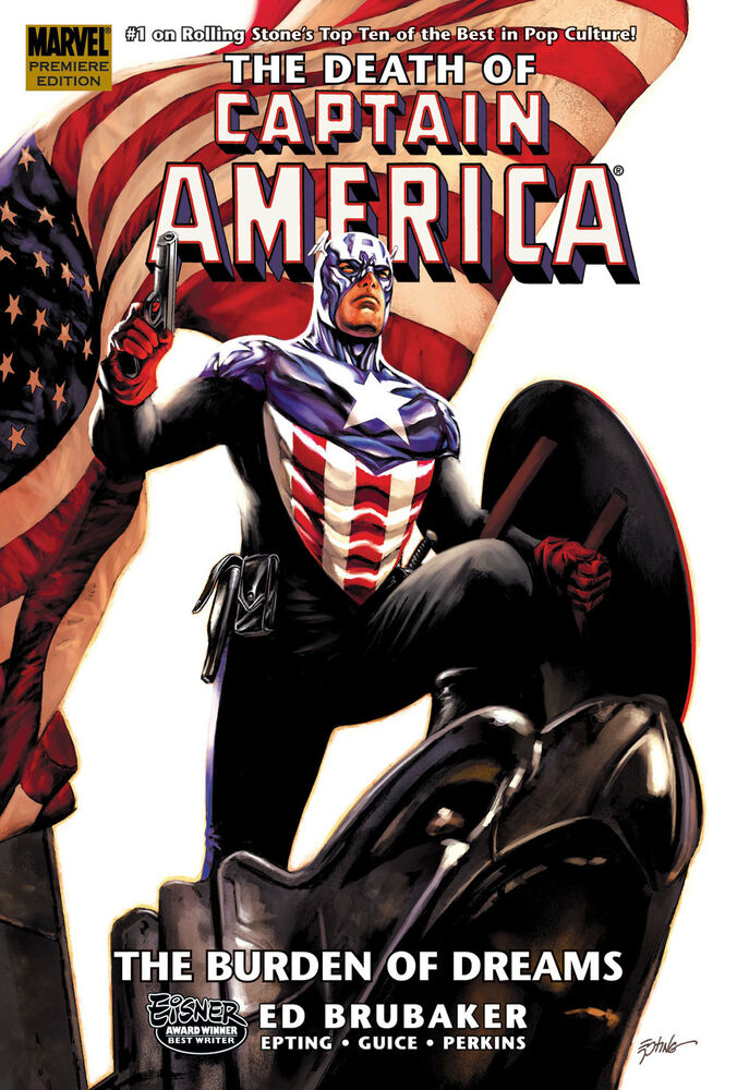 the death of captain america pdf