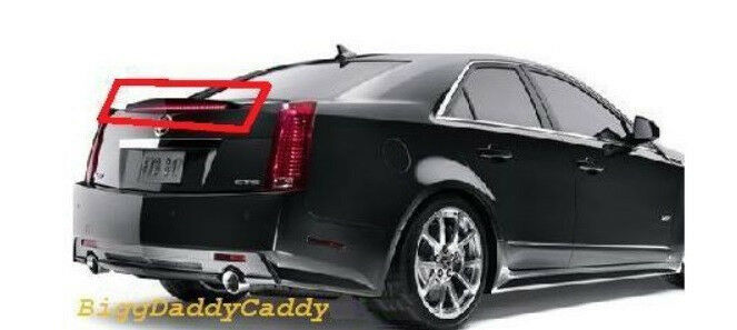 cadillac cts touring cts v 09 10 11 12 13 high mount. Black Bedroom Furniture Sets. Home Design Ideas