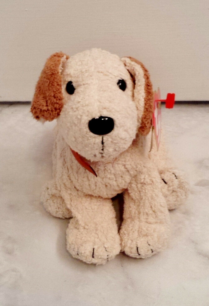 Vintage Rare And Retired Ty Beanie Baby Quot Rufus Quot The Dog