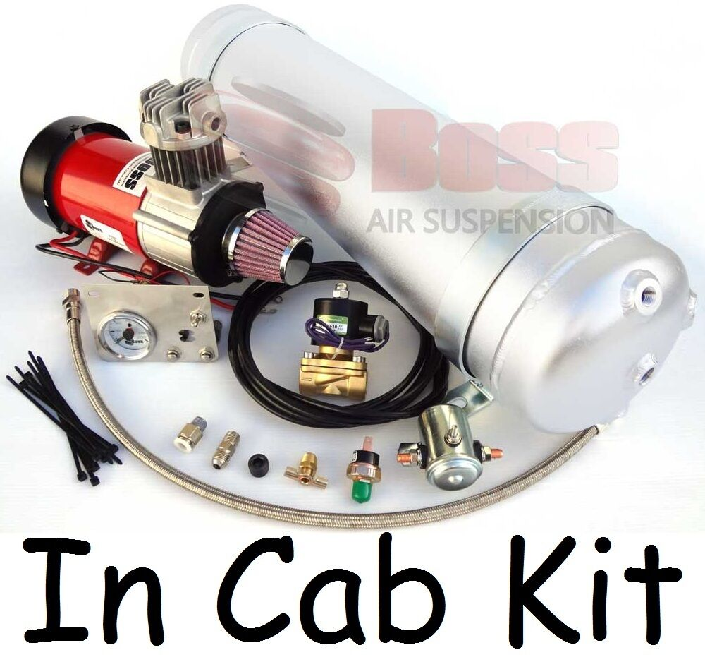 px07 in cab kit for air bag suspension compressor