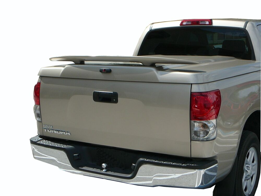 "New Ram Truck >> Truck rear spoiler for tonneau bed cover. Lo profile 54""/64"" Avail. With Light 