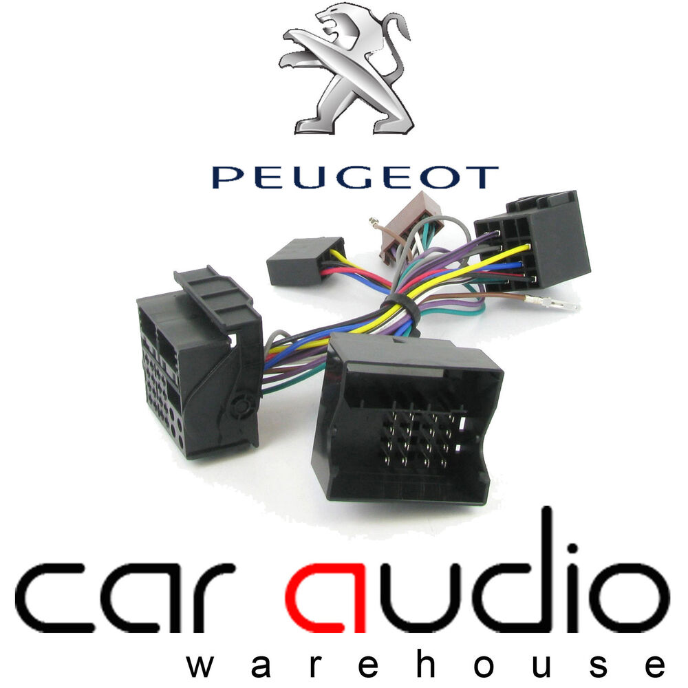 Connects2 Ct10pe01 Peugeot 407 06 On Bluetooth Parrot Sot T Harness Fuse Box Fault Iso Adaptor Ebay