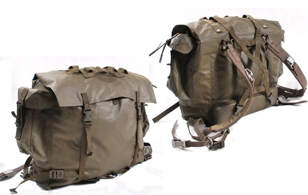 Genuine Swiss Army M90 Waterproof Large Backpack Alpine Troops ...