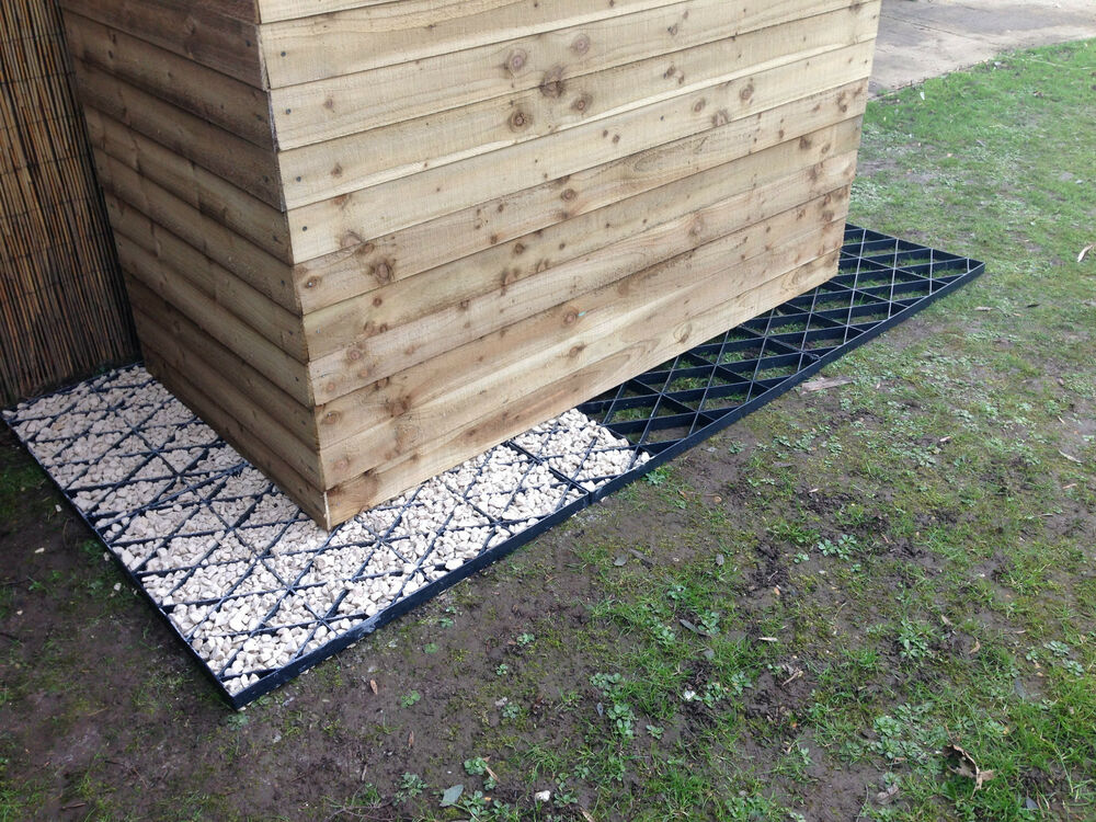 Garden shed base kit 12x10 greenhouse base 12 x 10 ft 10 x for Garden shed 12x10
