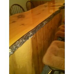 Kyпить Bar tops made from real trees на еВаy.соm