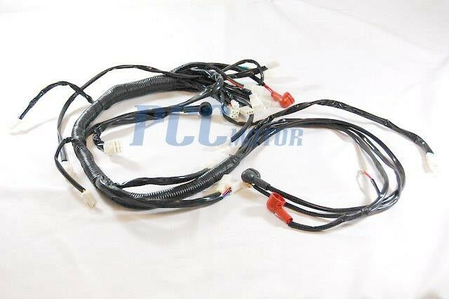 chinese atv wiring diagrams chinese atv wiring wire harness chinese 150cc 200cc atv quad coolster 3150dx ...