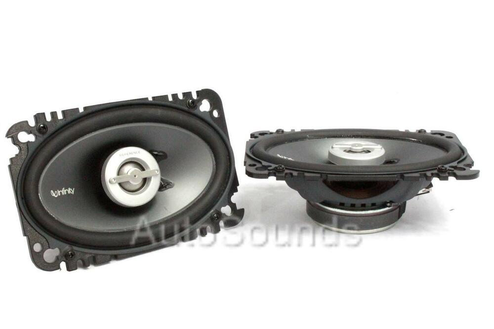 Infinity car audio speakers review