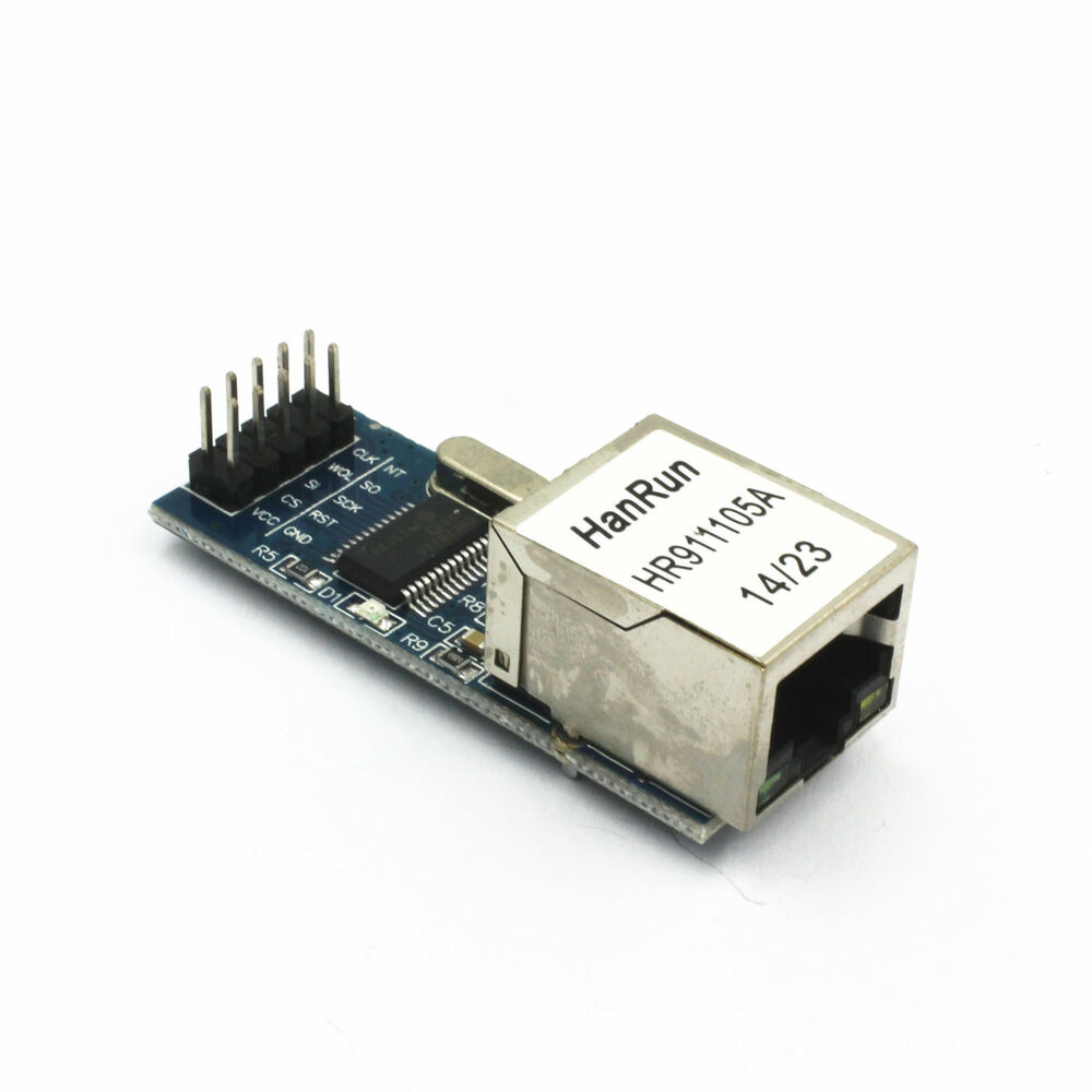Ethernet module enc j mini network
