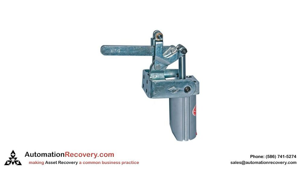 Destaco s pneumatic holddown action clamps cyl