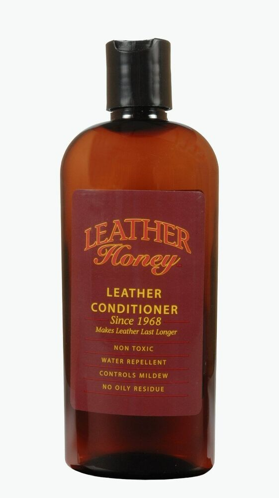 leather honey leather conditioner softener protector 8