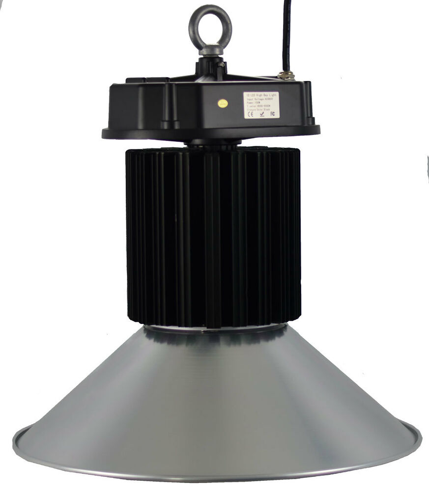 150W LED High Bay Light 480 Volt Replaces Metal Halide 400