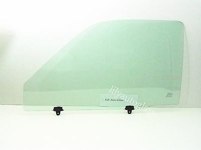 Fits 1989-1995 Toyota Pickup Truck Driver Side Front Door Glass Window W/O VENT