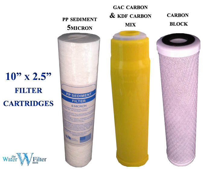 Koi pond hma 10 water filter cartridge set for removal of for Koi water filter