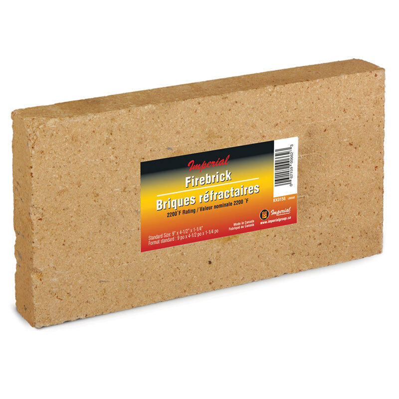 Lowe S Fire Clay Mortar : Rocket stove firebrick parts quot x insulating