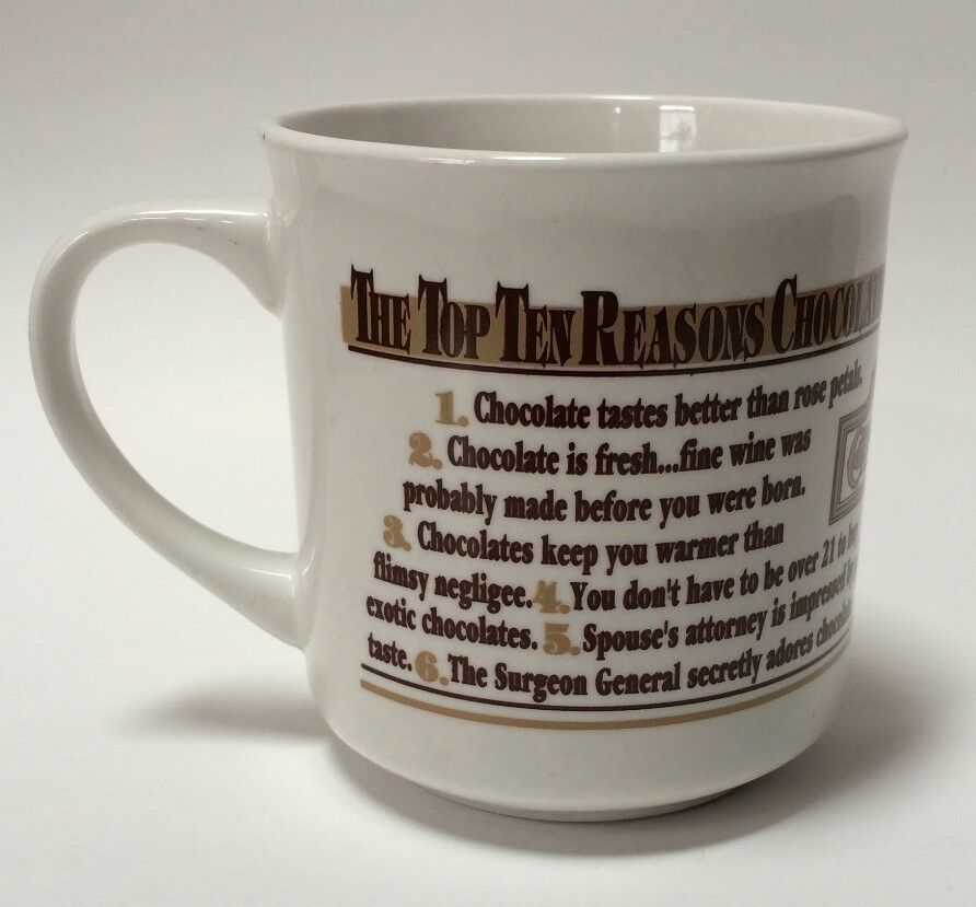 Top ten reasons to love rocky mountain chocolate factory Top 10 coffee mugs