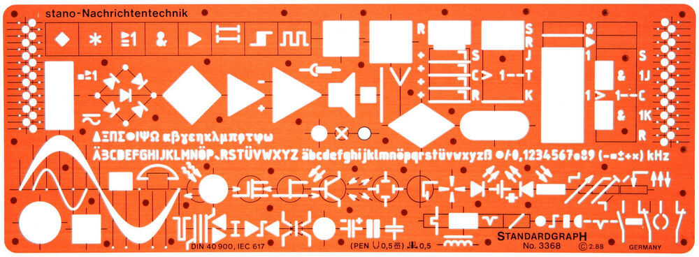 electrical electronic schematic plan symbols drawing