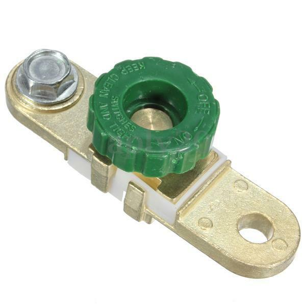 Car Motorcycle Cut Off Switch Side Post Battery Master