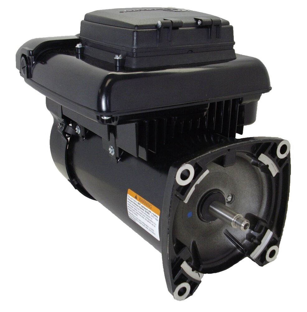 Variable speed ecm pool motor 3 4hp 2 spd square flange for How to make a variable speed motor