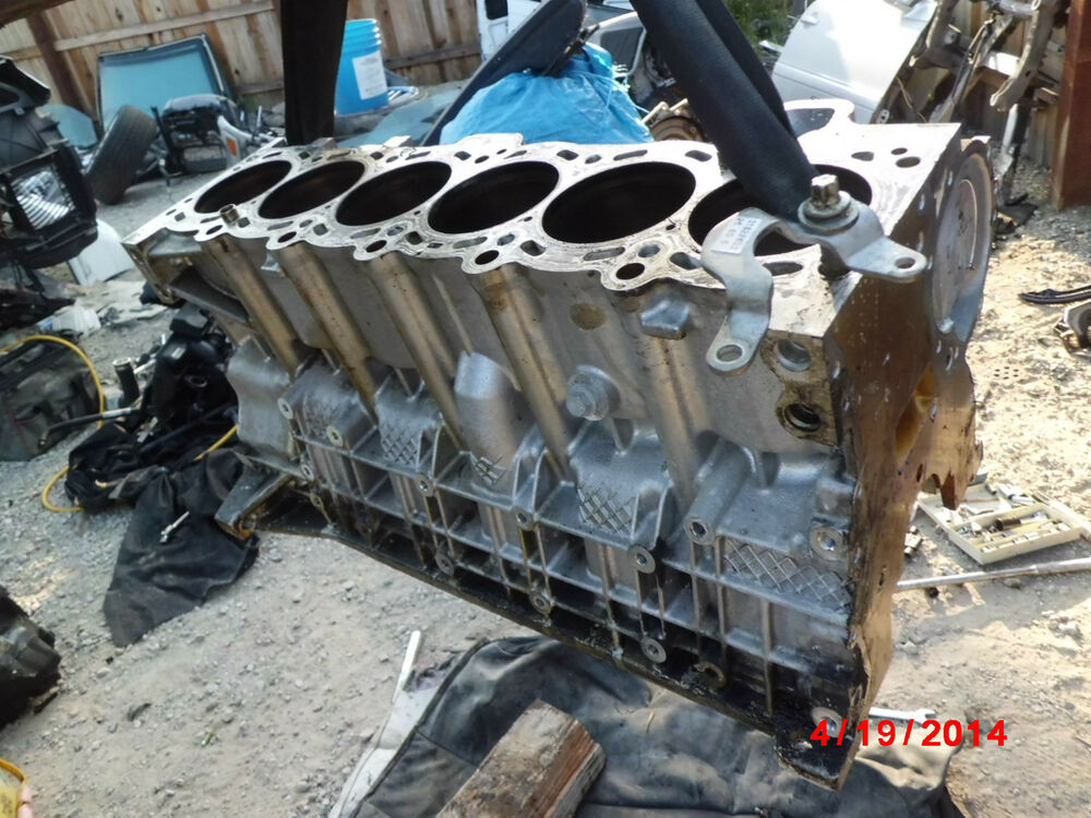 2001 2005 Bmw E39 E46 E60 X3 Z4 Z3 2 5l Engine Motor