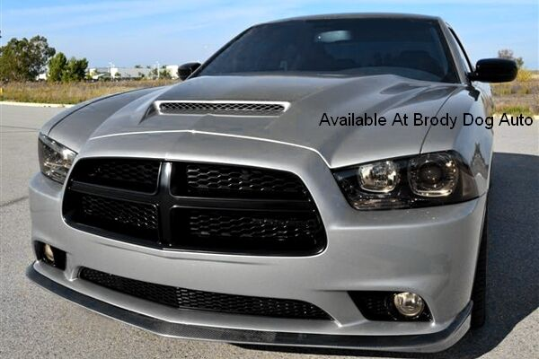 2011201220132014 Dodge Charger Functional Ram Air Hood