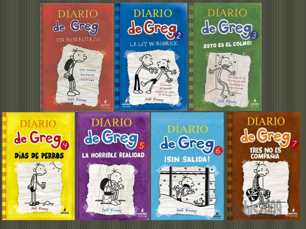 All Diary Of A Wimpy Kid Books Pdf