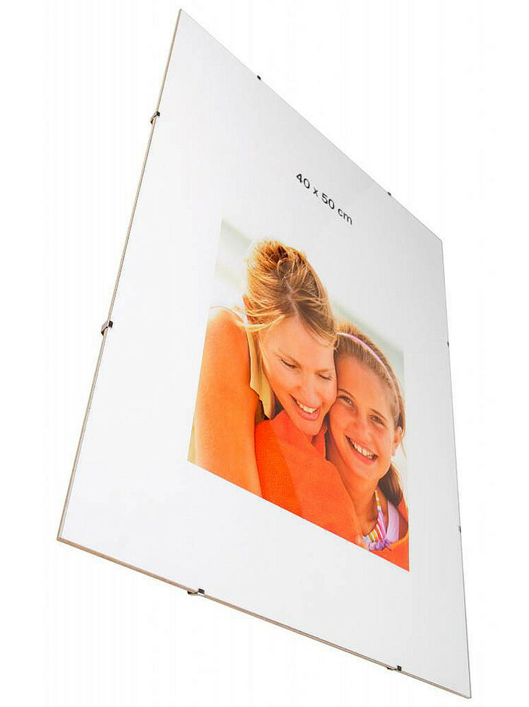 clip frames frameless photo picture large sizes a1 a2 a3 a4 sizes in