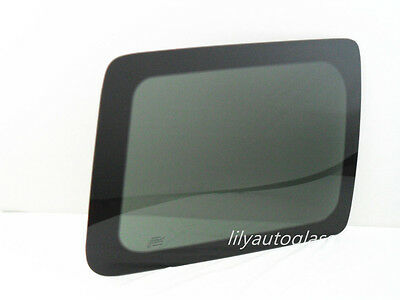 Fit 05-15 Nissan XTerra 4 Dr SUV Passenger Side Right Rear Quarter Glass Window