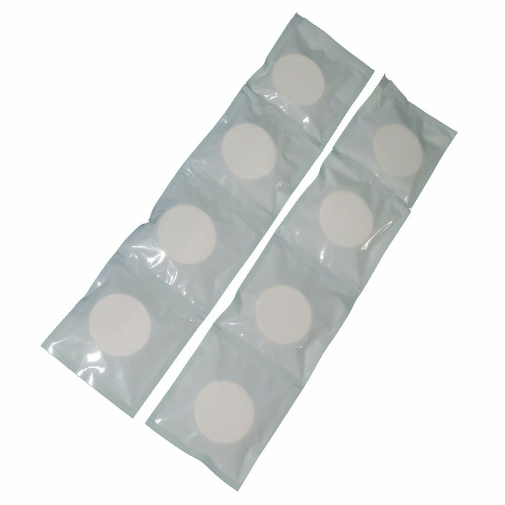 Vacuum Cleaner Fresh Scent Tablets Vac Bags Tabs Fit