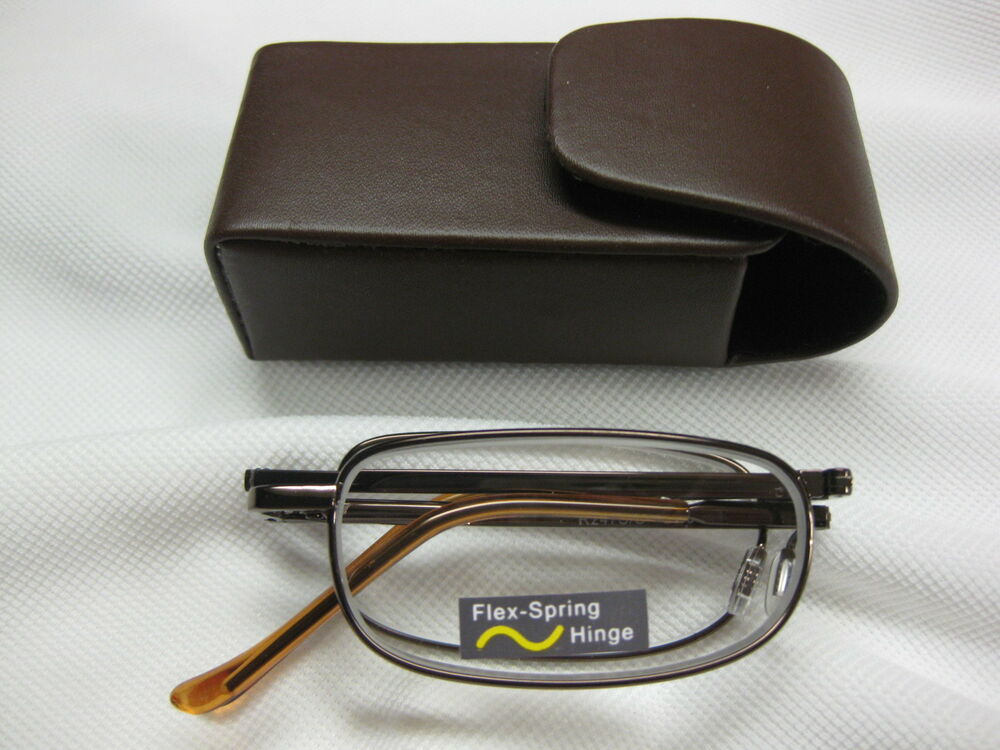 Fold Up Clip On Glasses