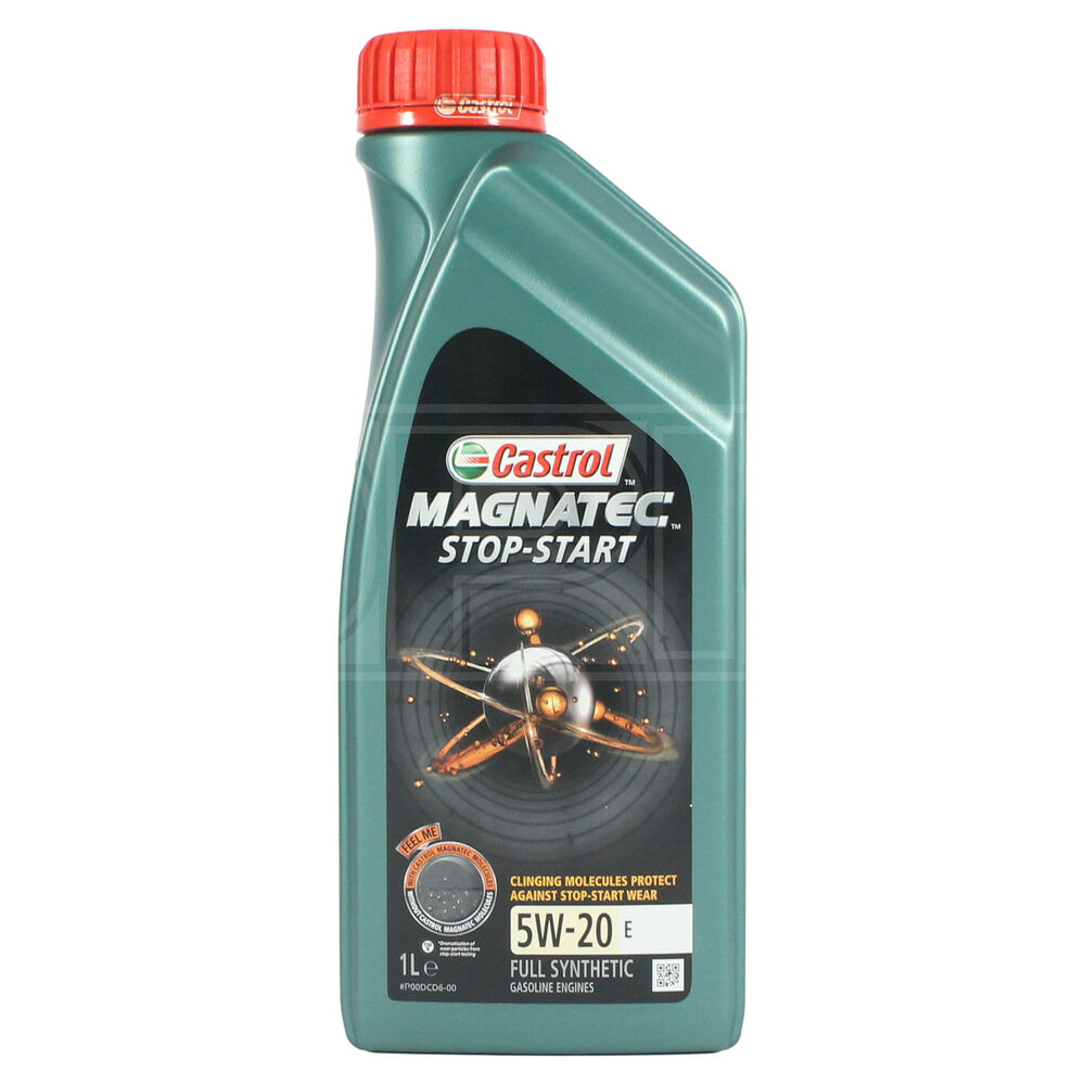 castrol magnatec stop start 5w 20 e fully synthetic engine. Black Bedroom Furniture Sets. Home Design Ideas