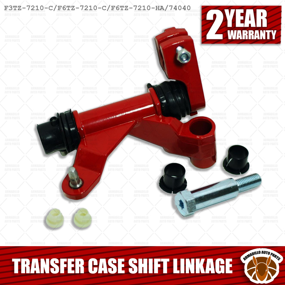 4wd 4x4 Transfer Case Shift Shifter Linkage New With