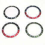 Bezel Insert For ROLEX GMT MASTER II Watch Dial Spare Part Black Green Red Blue