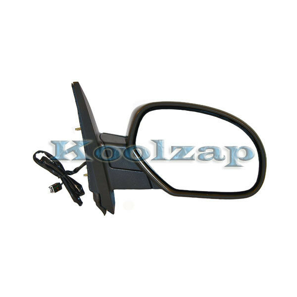 tyc chevy truck tahoe power heated folding rear view mirror right passenger side ebay. Black Bedroom Furniture Sets. Home Design Ideas