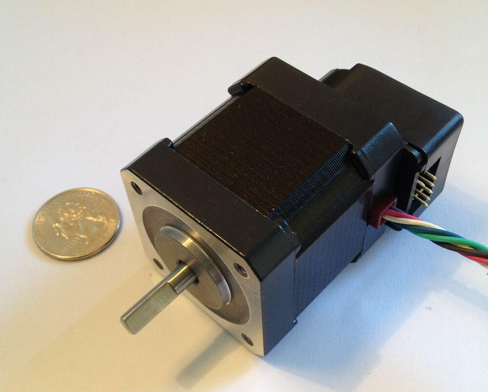 Vexta Pk245 01ba Stepper Motor With Hp Encoder New 1pc
