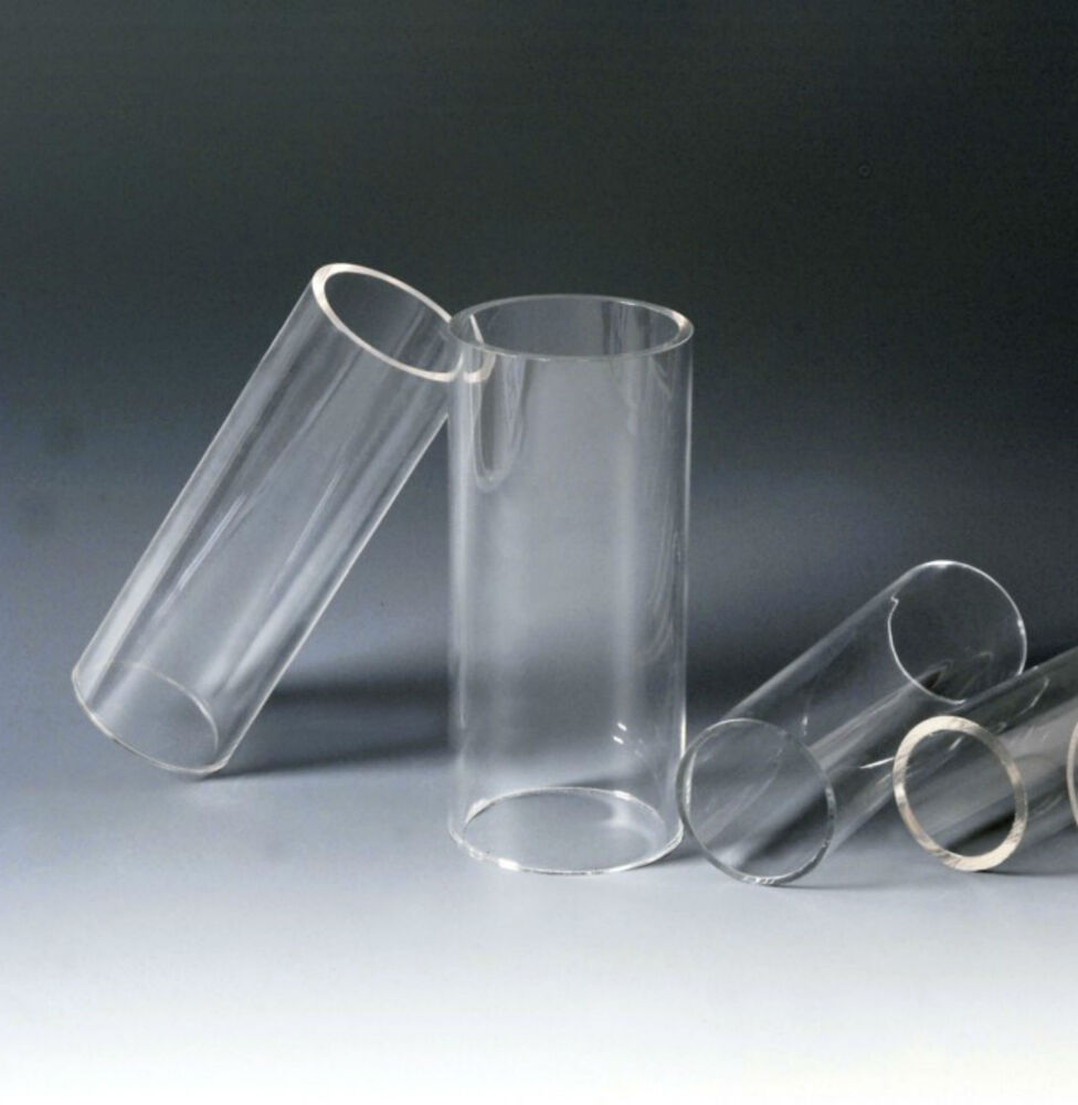 30mm x 2mm x 0 5m long acrylic pmma clear tube pipe e6 p1 ebay. Black Bedroom Furniture Sets. Home Design Ideas