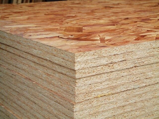 Oriented Strand Board : Osb oriented strand board mm select